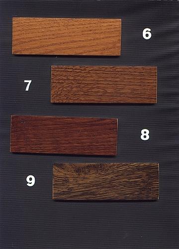 Barvy moření 6-9