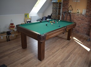 classic interior pool 6ft instalace