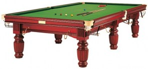 millennium snooker 10ft