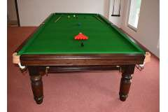 MILLENNIUM 12Ft snooker